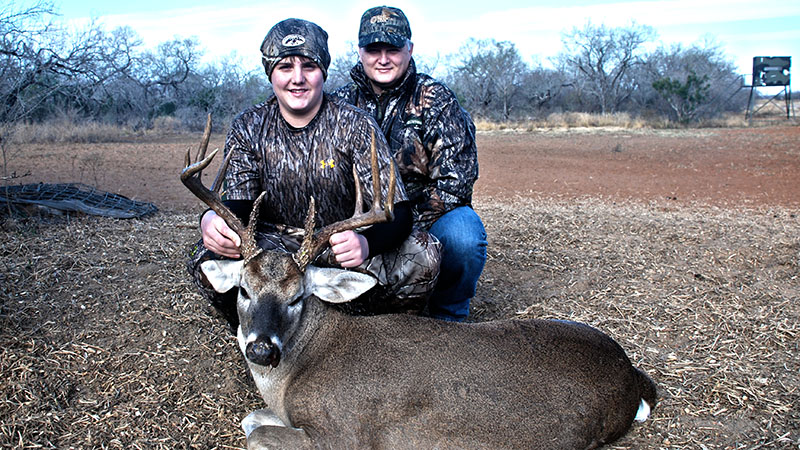 South Texas Deer Hunting Guide