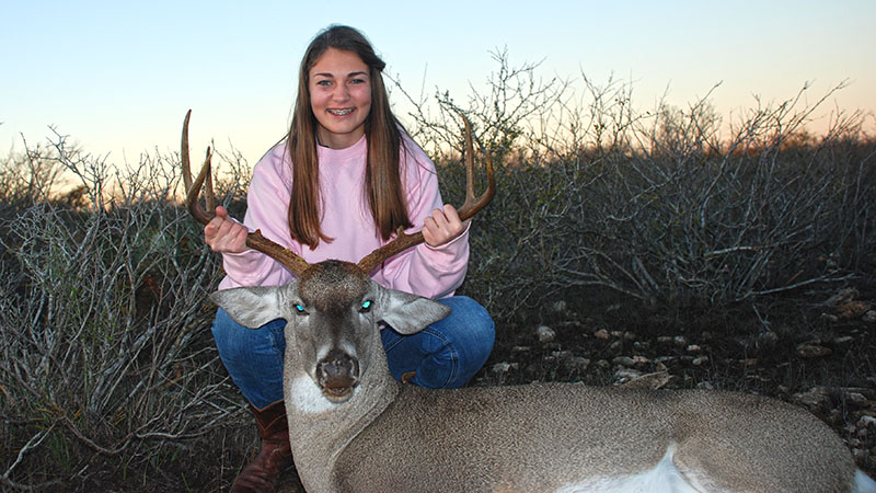 South Texas Deer Hunting